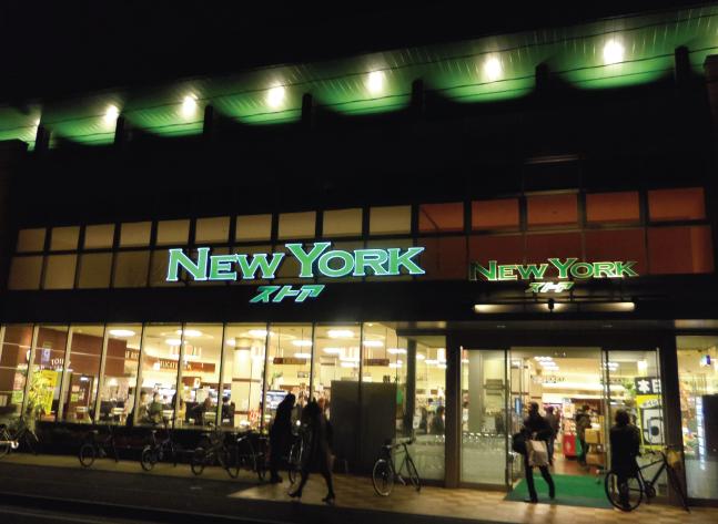 NEW YORK STORE SUMIYOSHI