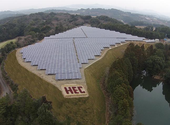 Horiuchi Yagihara Solar Park